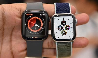 Chất liệu Titan sẽ biến Watch Series 5 thành một sản phẩm không chỉ đẹp mà còn bền