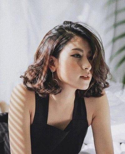 Kiểu tóc ngang vai 2021 đẹp - Ảnh 30