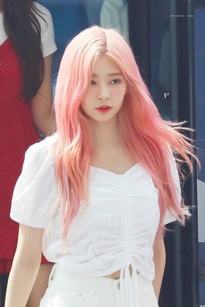 Màu tóc 2021 hồng khói hot trend