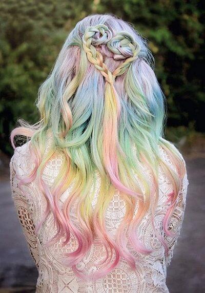 Nên chọn những màu nhuộm không cần tẩy để giữ chất tóc khỏe tự nhiên