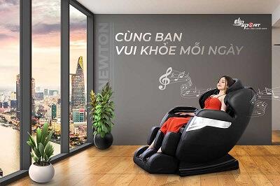 Kiểm tra và dùng thử trước khi chọn mua ghế massage thanh lý